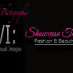 Showcase with Logo