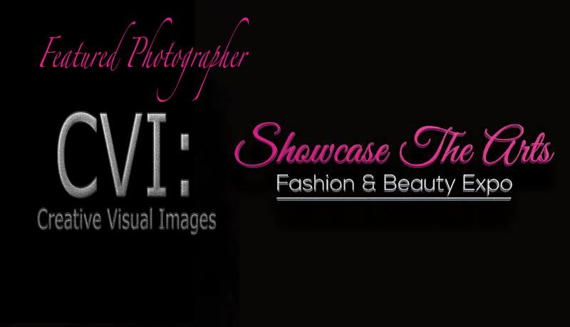Showcase with Logo